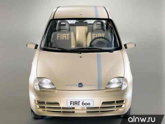Инструкция по эксплуатации Fiat 600