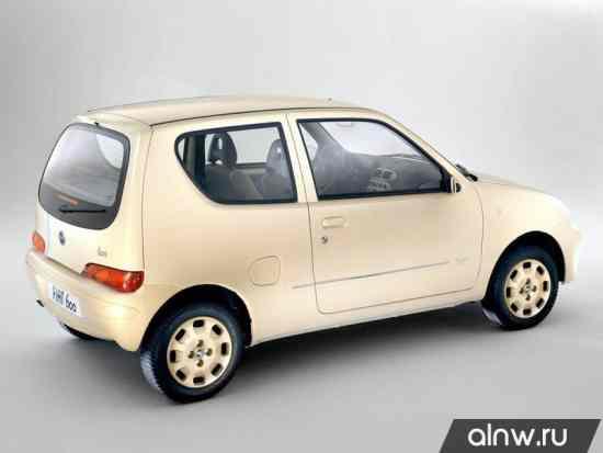 Каталог запасных частей Fiat 600