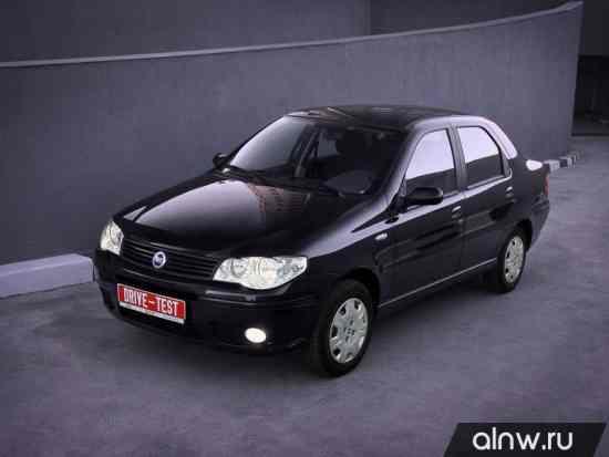 Инструкция по эксплуатации Fiat Albea