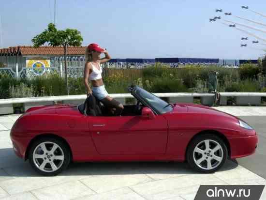 Каталог запасных частей Fiat Barchetta