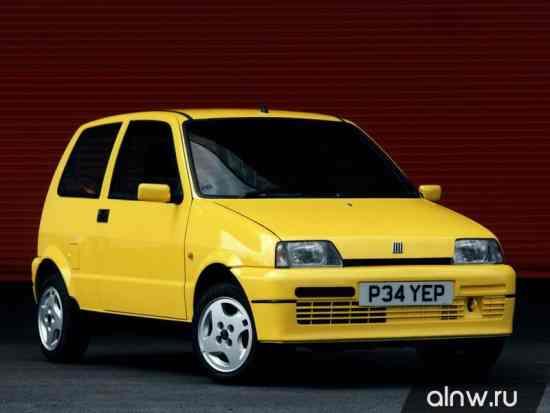 Руководство по ремонту Fiat Cinquecento