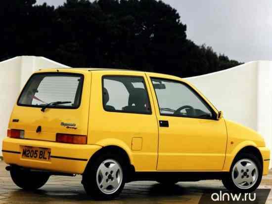 Каталог запасных частей Fiat Cinquecento