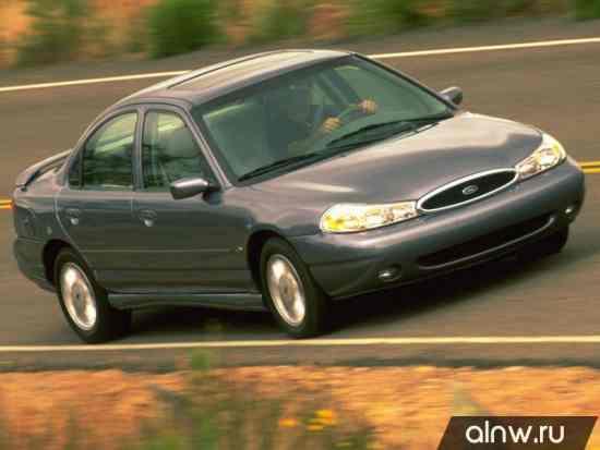 Каталог запасных частей Ford Contour