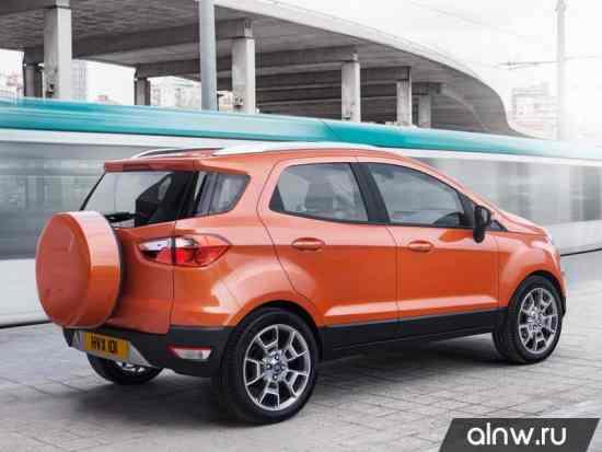 Каталог запасных частей Ford EcoSport