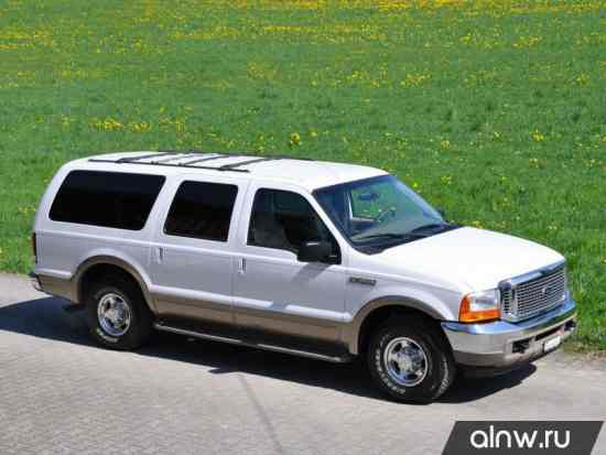 Каталог запасных частей Ford Excursion
