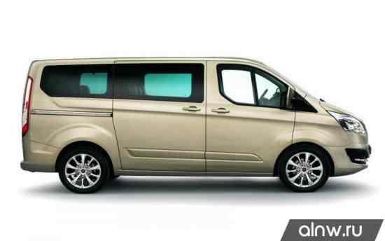Каталог запасных частей Ford Tourneo Custom