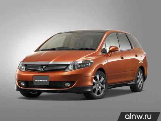 Руководство по ремонту Honda Airwave