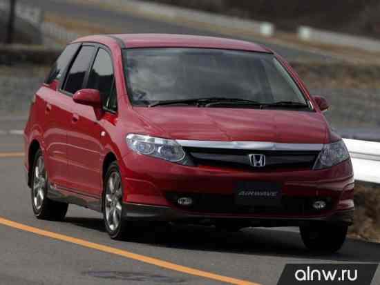 Инструкция по эксплуатации Honda Airwave