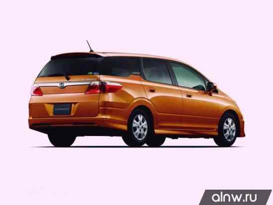 Каталог запасных частей Honda Airwave