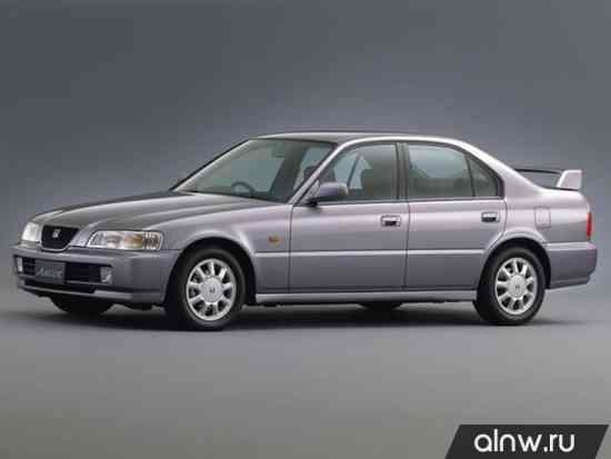 Каталог запасных частей Honda Ascot