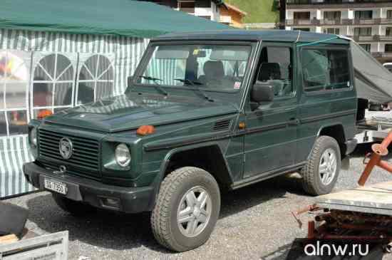 PUCH G-modell W463 Внедорожник 3 дв.
