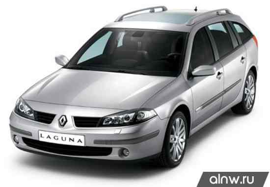 Renault Laguna II Универсал 5