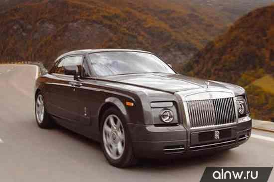 Rolls-Royce Phantom  Купе
