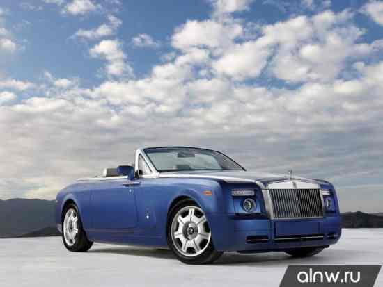 Rolls-Royce Phantom  Кабриолет
