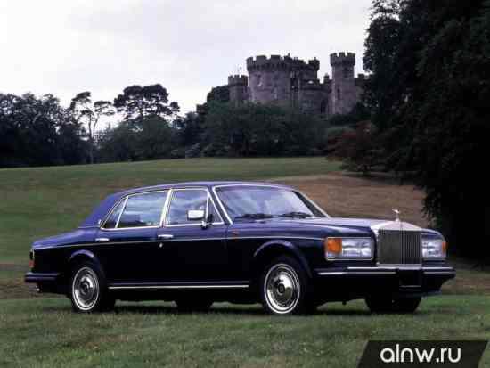 Rolls-Royce Silver Spur Mark III Седан