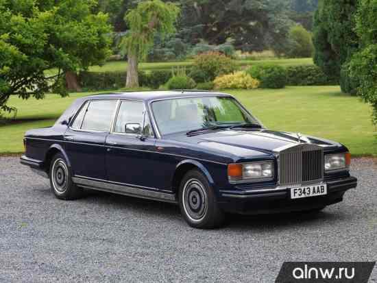 Rolls-Royce Silver Spur Mark II Седан