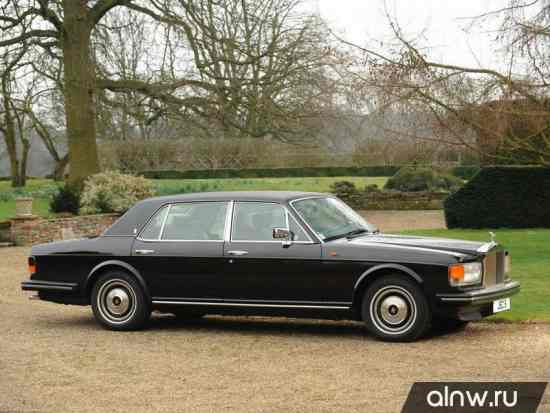 Rolls-Royce Silver Spur Mark I Седан