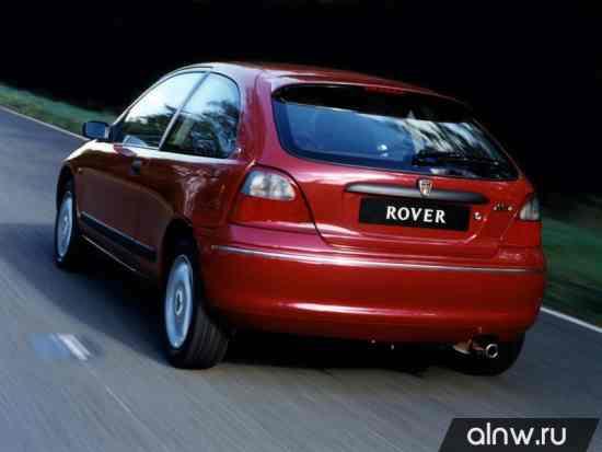 Rover 200 III (R3) Хэтчбек 3 дв.