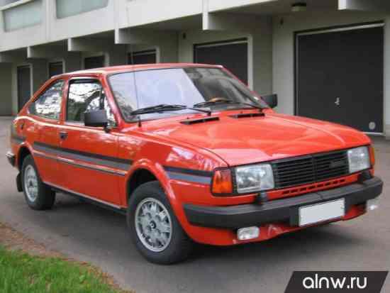 Skoda 100 Series II Хэтчбек 3 дв.