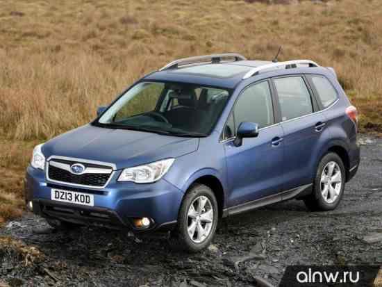 Subaru Forester IV Внедорожник