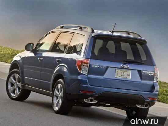 Каталог запасных частей Subaru