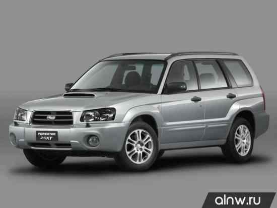 Subaru Forester II Универсал 5 дв.