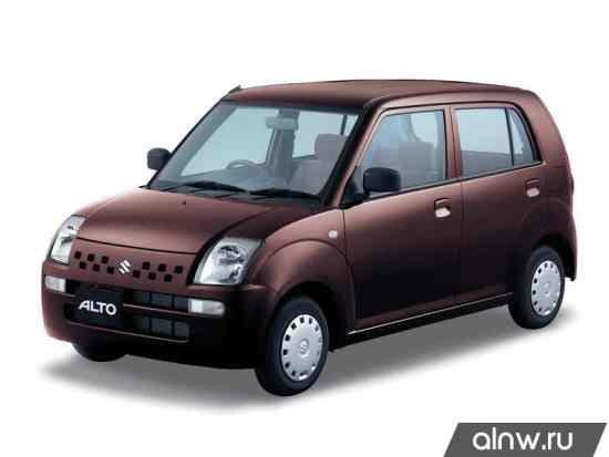Suzuki Alto VI (HA24) Хэтчбек 5 дв.