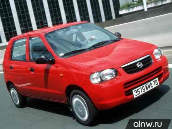 Suzuki Alto V Хэтчбек 5 дв.