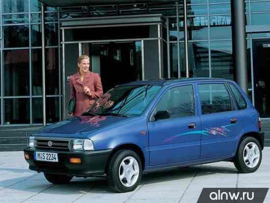 Suzuki Alto IV Хэтчбек 5 дв.