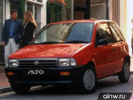 Suzuki Alto IV Хэтчбек 3 дв.