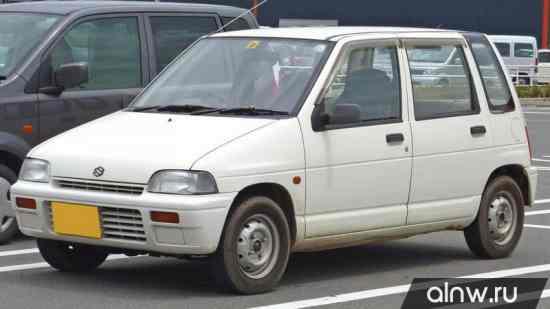 Suzuki Alto III Хэтчбек 3 дв.