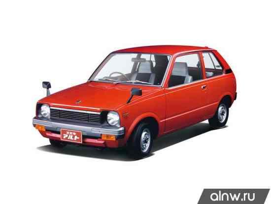 Suzuki Alto I Хэтчбек 3 дв.