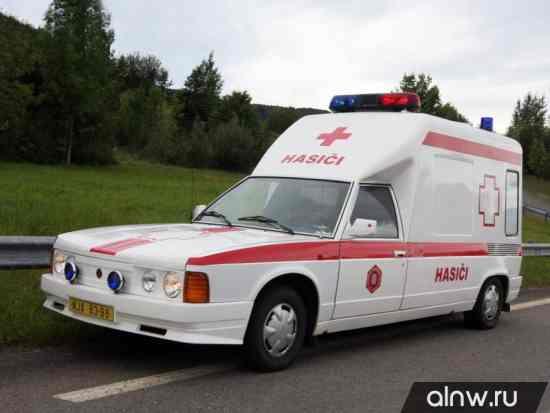 Tatra T613  Фургон