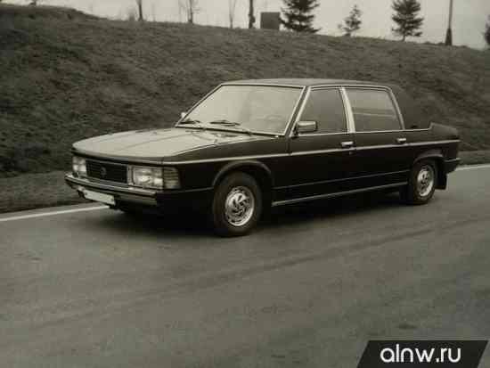Tatra T613  Кабриолет