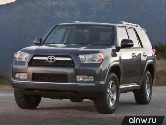 Toyota 4runner V Внедорожник 5 дв.