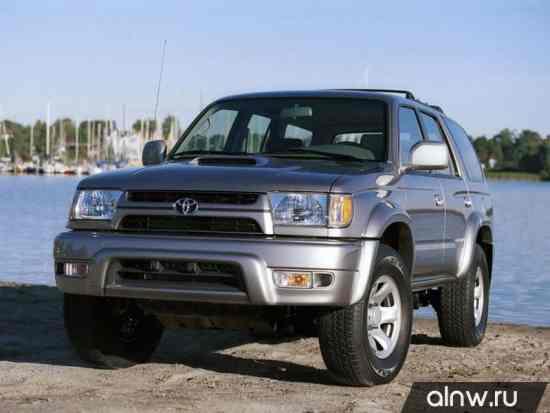 Toyota 4runner III Внедорожник 5 дв.