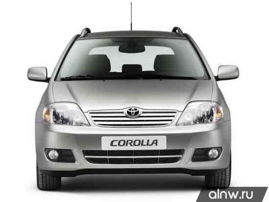 Corolla E120 руководство по эксплуатации - фото 3