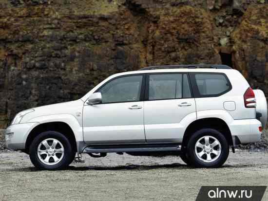 руководство Land Cruiser Prado 2002-2009 г - фото 11