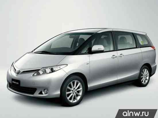 ремонту Toyota Previa III