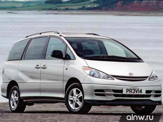 Toyota Previa II (XR30,