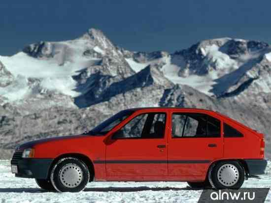 Vauxhall Astra E Хэтчбек 5 дв.