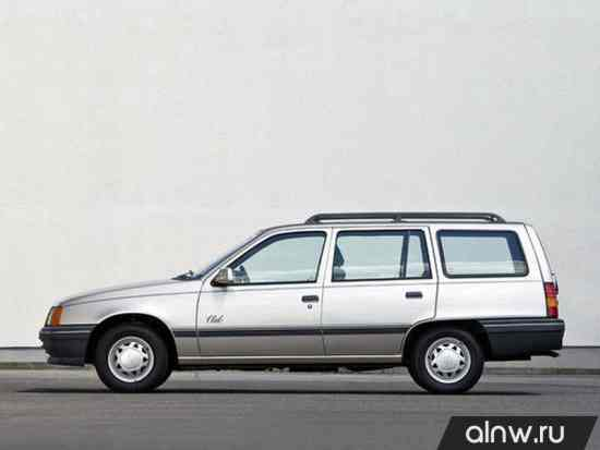 Vauxhall Astra E Универсал 5 дв.