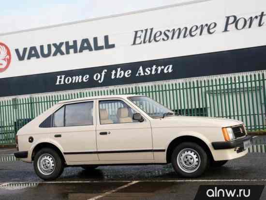 Vauxhall Astra D Хэтчбек 5 дв.