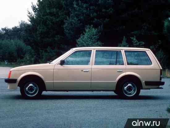 Vauxhall Astra D Универсал 5 дв.