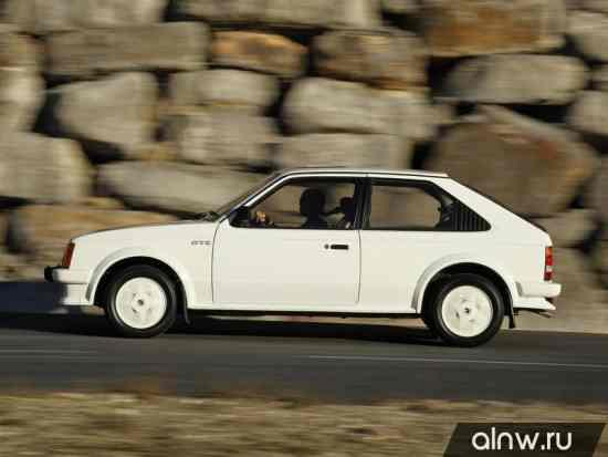 Vauxhall Astra D Хэтчбек 3 дв.