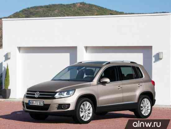Инструкция По Эксплуатации Volkswagen Tiguan - фото 3