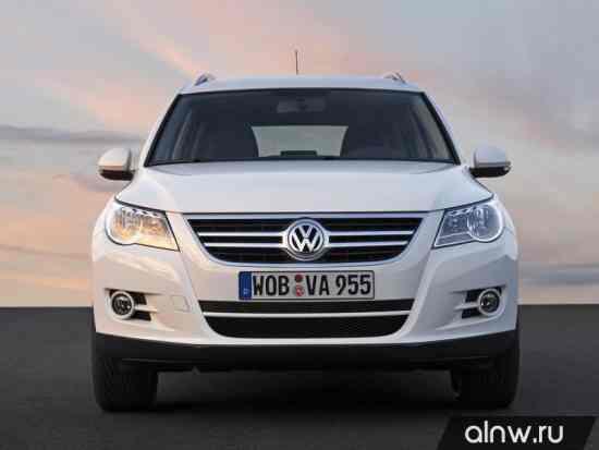 Инструкция По Эксплуатации Volkswagen Tiguan - фото 4