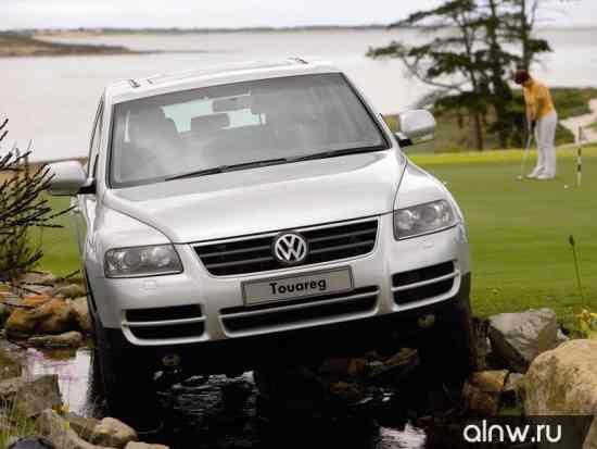 руководство по ремонту и эксплуатации Volkswagen туарег