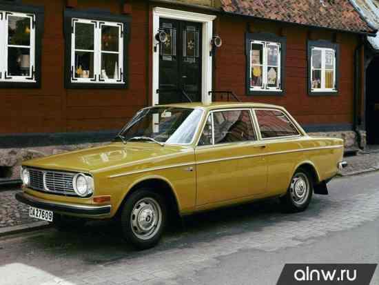 Volvo 140 Series  Седан 2 дв.