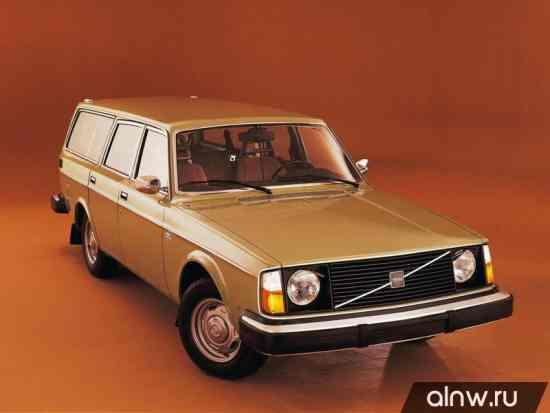 Volvo 240 Series  Универсал 5 дв.